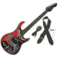 Peavey Rockmaster Full Size The Walking Dead Michonne Slash Electric Guitar New