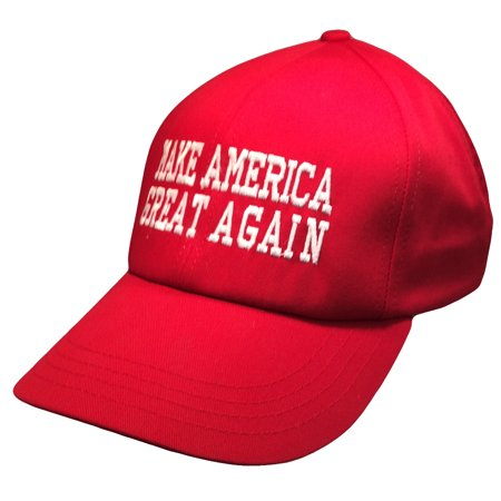 American Made, Made in USA Donald Trump Make America Great Again Embroidered Hat