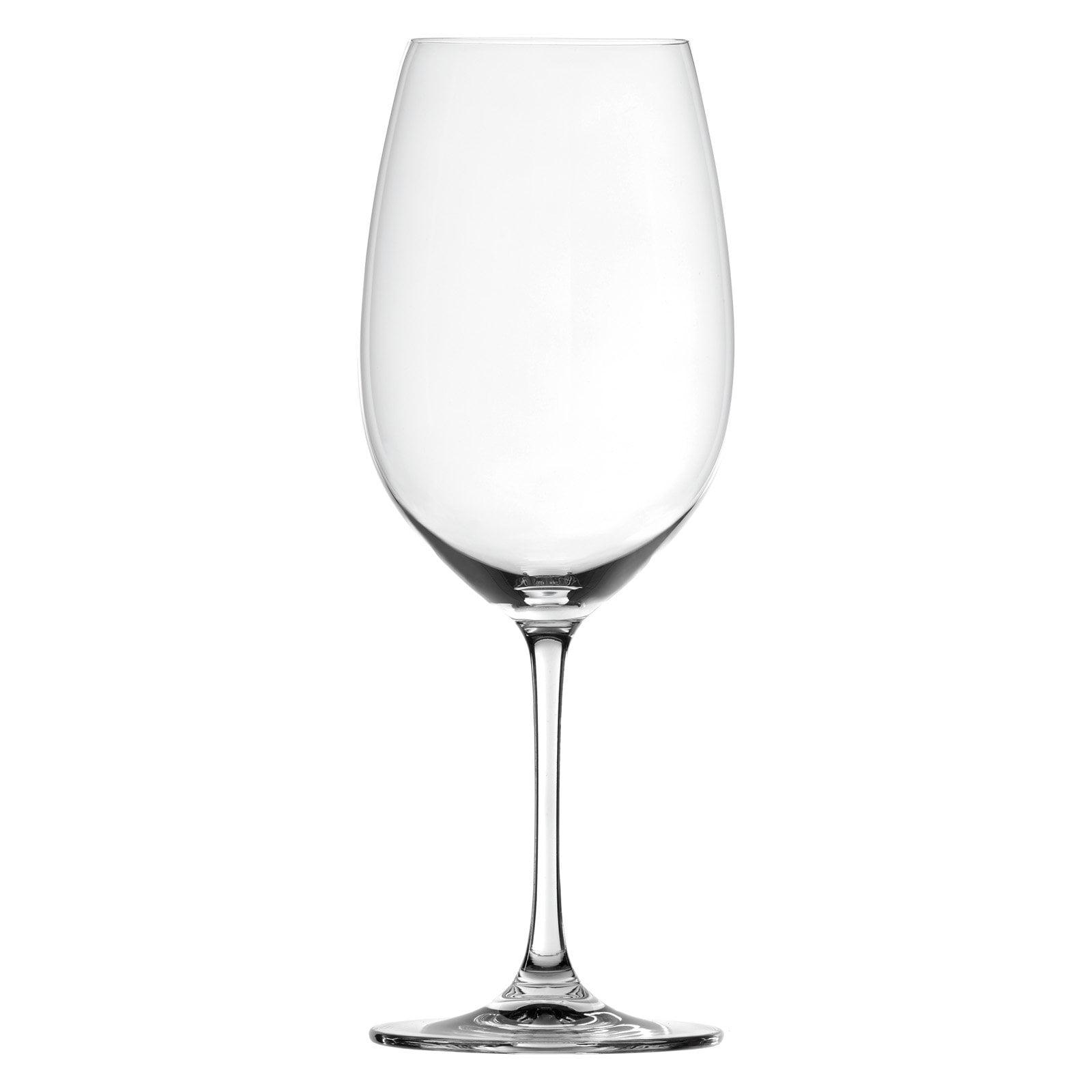Spiegelau Salute Bordeaux Glass Set of 4 by Overstock