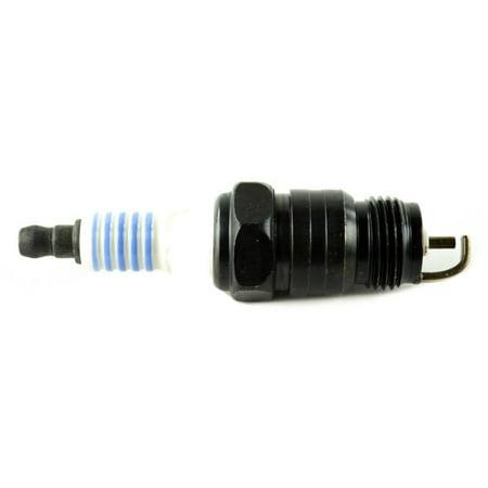 NGK (3199) Laser Platinum Spark Plug, BKR6EQUP