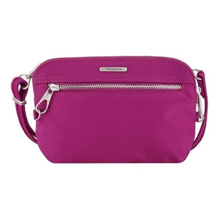 Women's Travelon Anti-Theft Tailored Convertible Crossbody Clutch  9