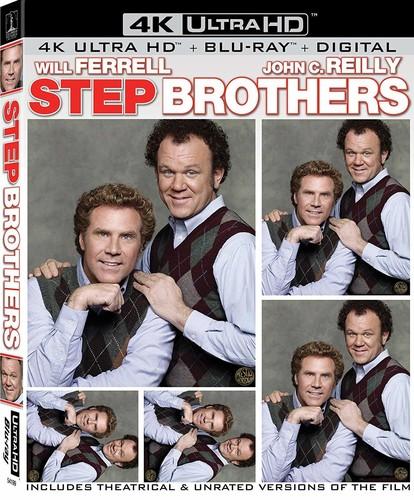 Step Brothers (4K Ultra HD)