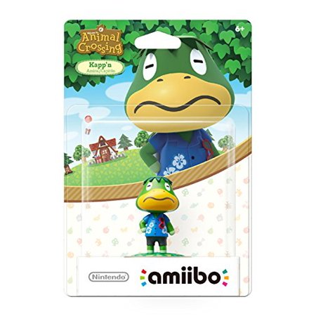 Kapp N, Animal Crossing Series, Nintendo amiibo, - Animal Crossing New Leaf Halloween Room