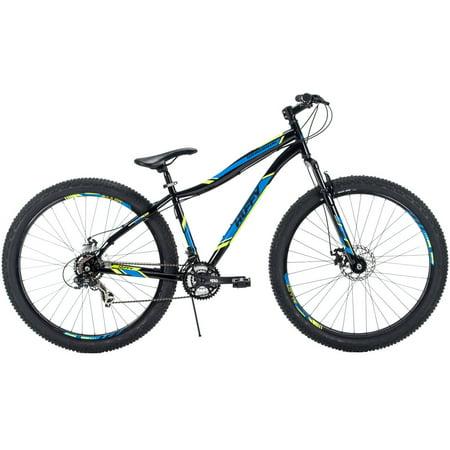 "Huffy 29"" Mens Warhawk Mid-Fat Tire Bike, Black by"