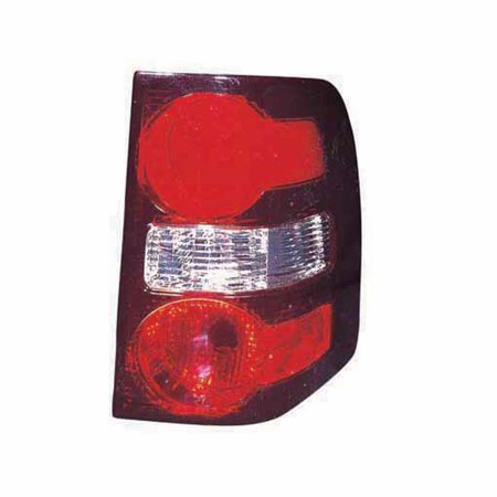 2006-2010 Ford Explorer  Passenger Side Right Tail Lamp Assembly 6L2Z13404CA,6L2Z13404AA CAPA