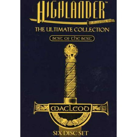 Highlander Series: Best of the Best [6 Discs]