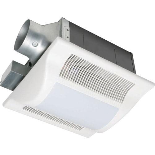 Panasonic WhisperFit-Lite fan-light fan, 50 CFM, <0.3 sone  APPA05VFL2