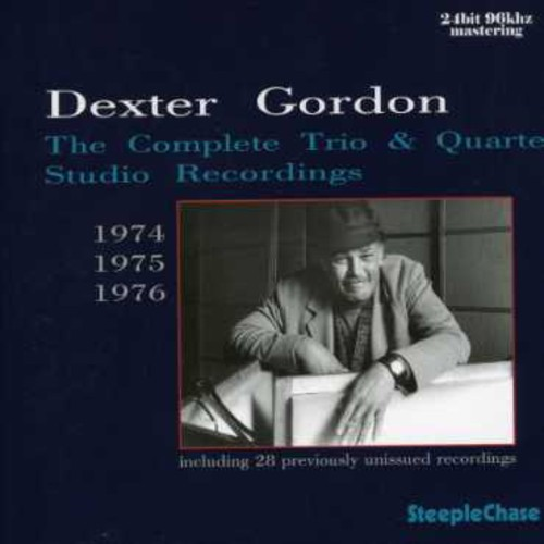 Complete Trio & Quartet Studio Recordings (CD)