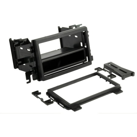 9000 Dash Kit (SCOSCHE FD3090 - 1995 and up Ford Vehicles Install Mounting Dash Kit for Car Radio / Stereo Installation)