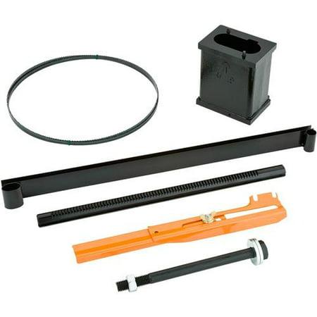 Grizzly Industrial T25554 Riser Block Kit for G0555LANV (Band Saw Riser Kit)