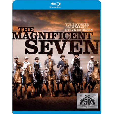 The Magnificent Seven (Blu-ray) (Magnificent Seven 2016 Blu Ray Release Date)