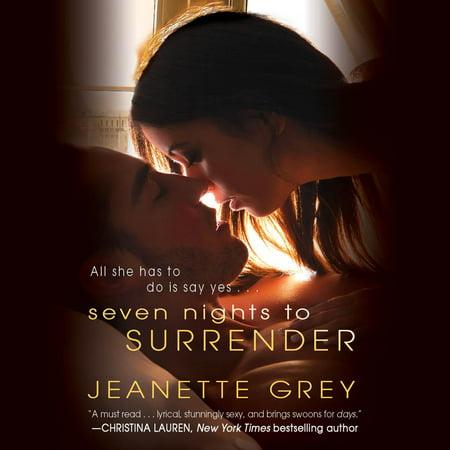 Seven Nights to Surrender - Audiobook