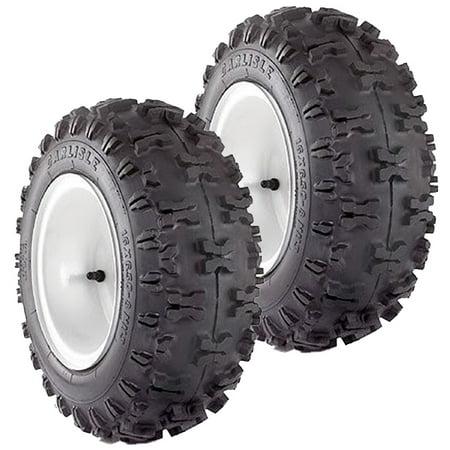 Carlisle (2 Pack) Snow Hog Snow Blower 2 Ply Tire - 480-8 # 5170011