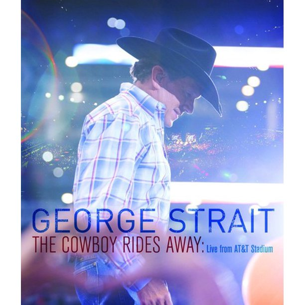 The Cowboy Rides Away Live From At T Stadium Dvd Walmart Com Walmart Com