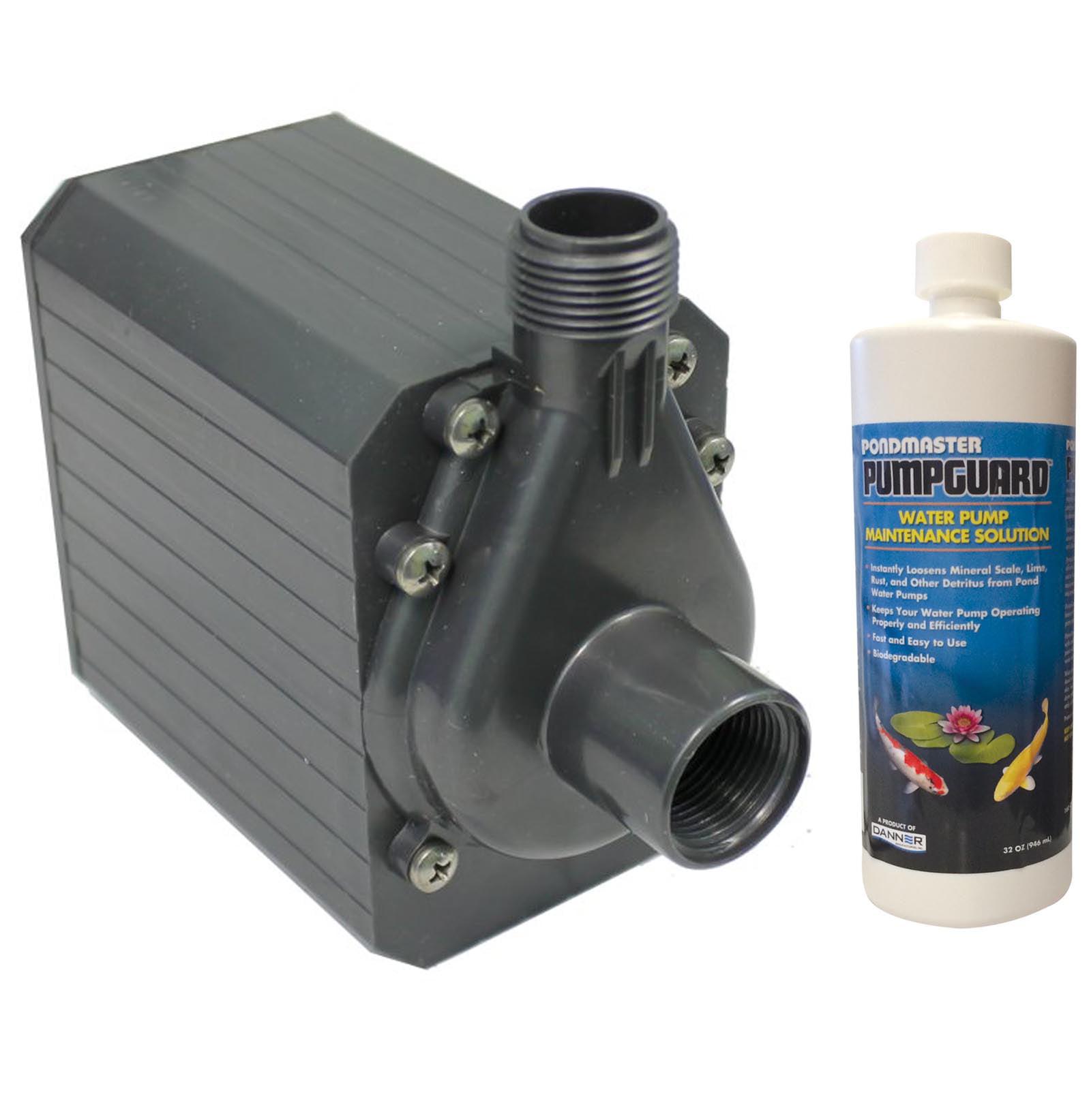PONDMASTER Supreme PM-18 1800 GPH Mag Drive Pond Water Pu...