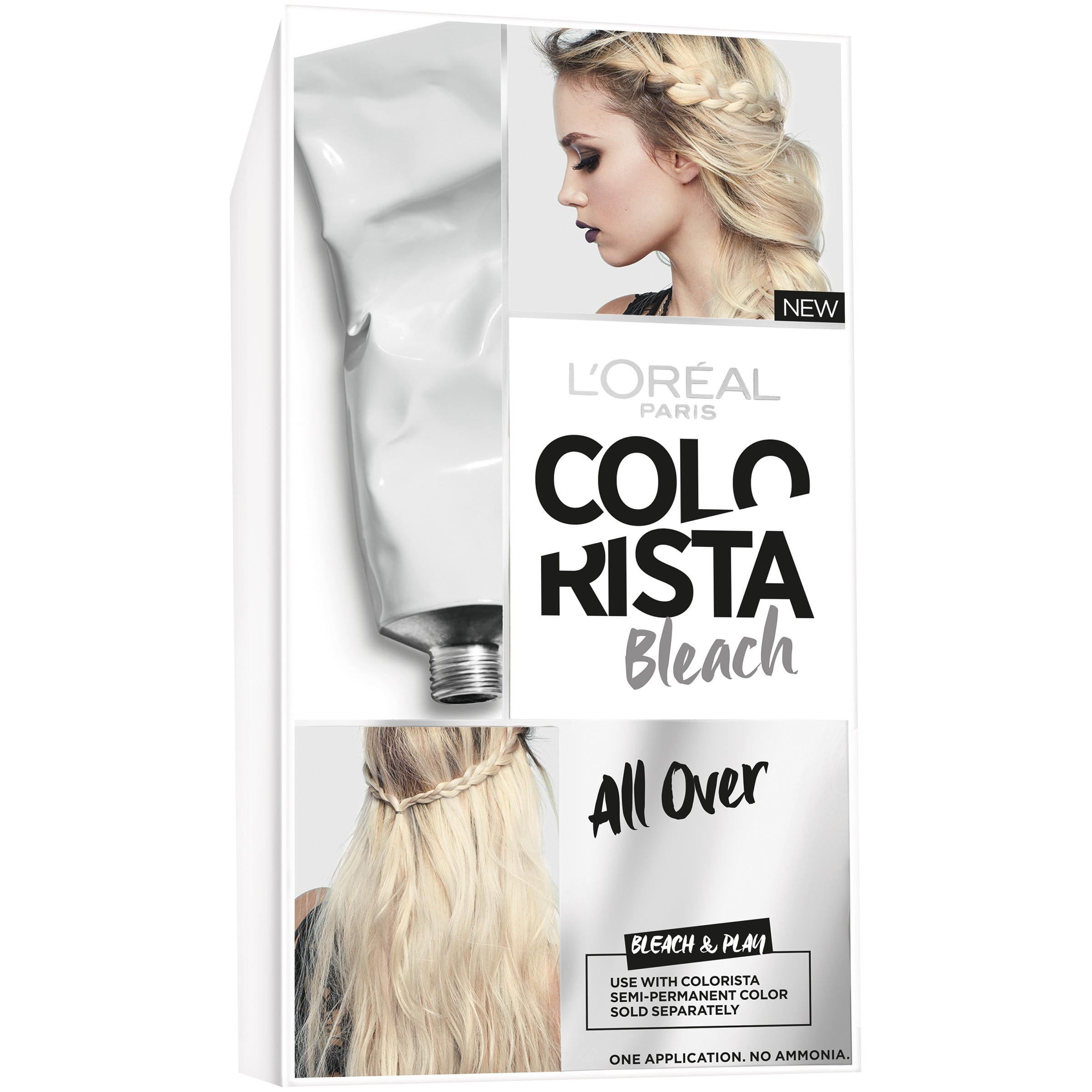 L Oreal Paris Colorista Bleach Walmart Com