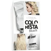 L'Oreal Paris Colorista Bleach, All Over, 1 kit