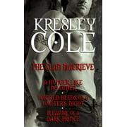 Kresley Cole Immortals After Dark: The Clan MacRieve - eBook