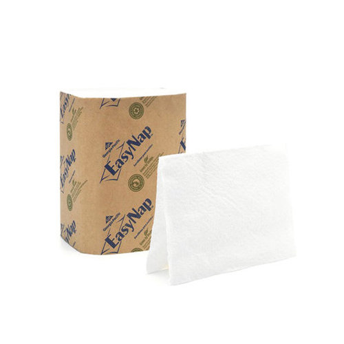 GEORGIA PACIFIC (250 per Carton) East Nap Embossed Dispenser White Napkins
