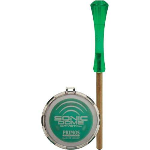 Primos Sonic Dome Crystal Friction Call with Striker