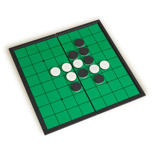 Sterling Games Plastic Magnetic Reversi by Generic