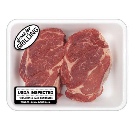 Beef Chuck Eye Steak 0.43-1.43 lb