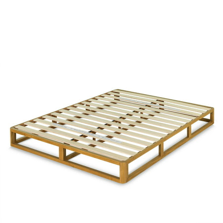 Zinus Platforma 8 Quot Wood Bed Frame Mattress Foundation