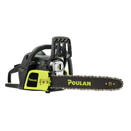 Poulan 16 inch 38cc Two-Cycle Gas Powered Chainsaw