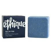 Best EVO Purple Shampoos - Ethique Eco-Friendly Solid Shampoo & Shaving Bar, Tip Review