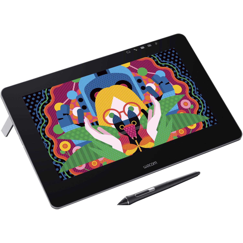 """Wacom Cintiq Pro 13"""" Creative Pen & Touch Display DTH1320K0 Black by Wacom"""