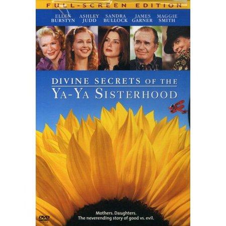 Divine Secrets Of The Ya-Ya Sisterhood Full Screen (Divine Comedy Best Of)