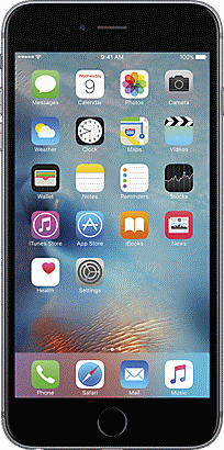 Verizon Wireless Apple iPhone 6s 32GB Prepaid, Space Gray