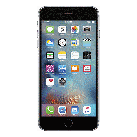 Verizon Wireless Apple iPhone 6s 32GB Prepaid Smartphone, Space Gray - Get a Free iPhone 6s See Details
