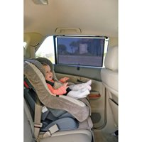 Dreambaby Extra-wide Car Roller Shade Fo
