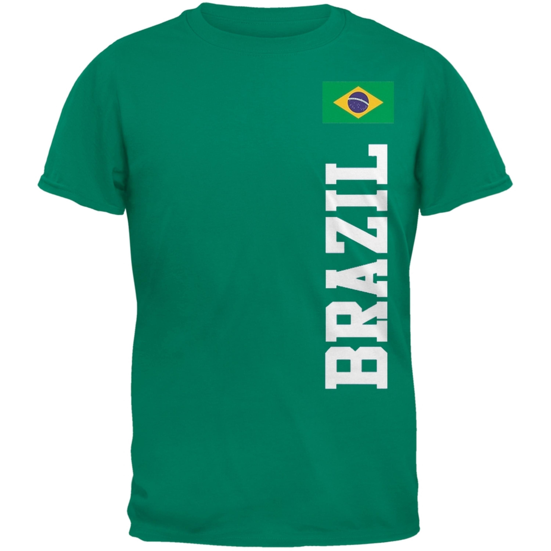 World Cup Brazil Green T-Shirt