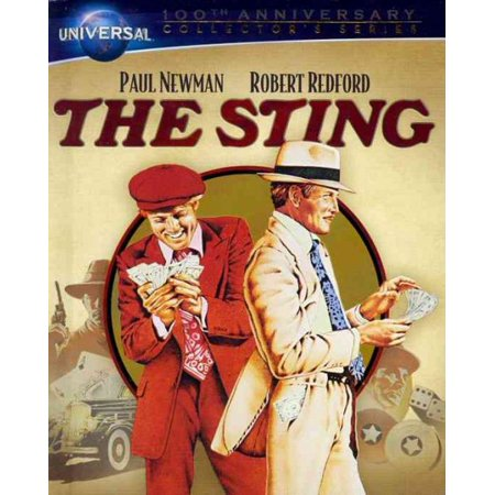The Sting (Collector's Series) (Blu-ray + DVD + Digital Copy)