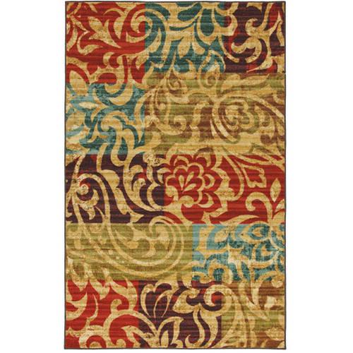 Mohawk Home Bankok Kaleidoscope Printed Rug