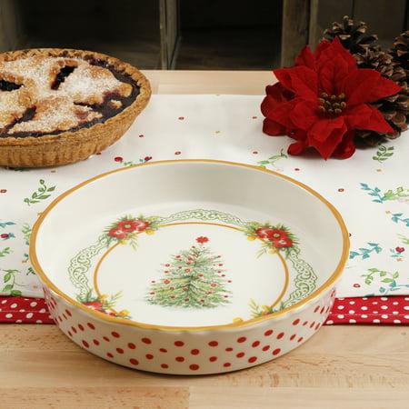 (The Pioneer Woman Garland 10-Inch Pie Pan)