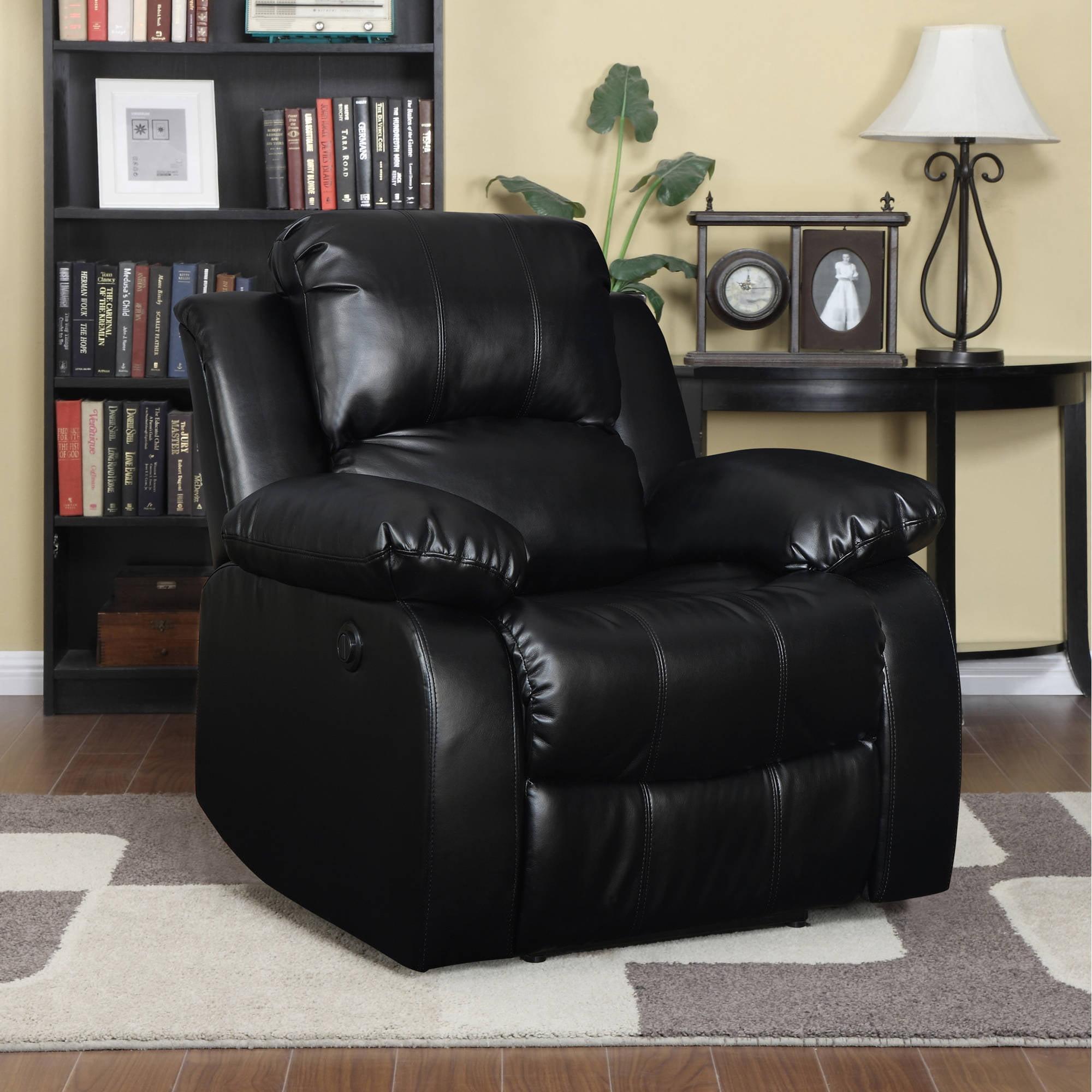& ProLounger Power Recliner and Lift Wall Hugger Chair - Walmart.com islam-shia.org