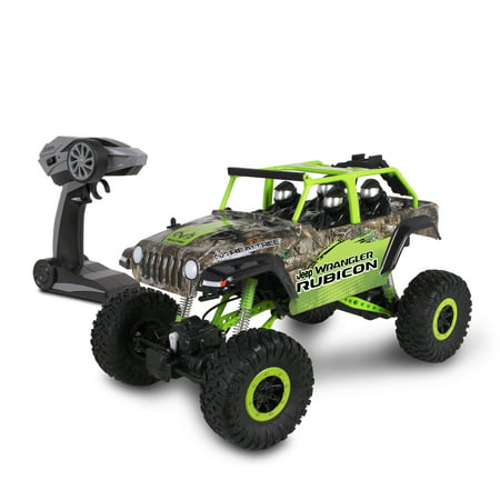 Real Tree 1/10th Scale Jeep Wrangler Unlimited