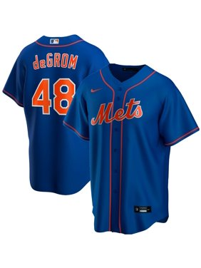 Jacob deGrom New York Mets Nike Alternate 2020 Replica Player Jersey - Royal