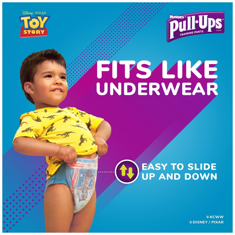 Pull Ups Boys Night Time Training Pants Size 3t 4t 60 Mom N Bab Girl Set Blue Flower 5t