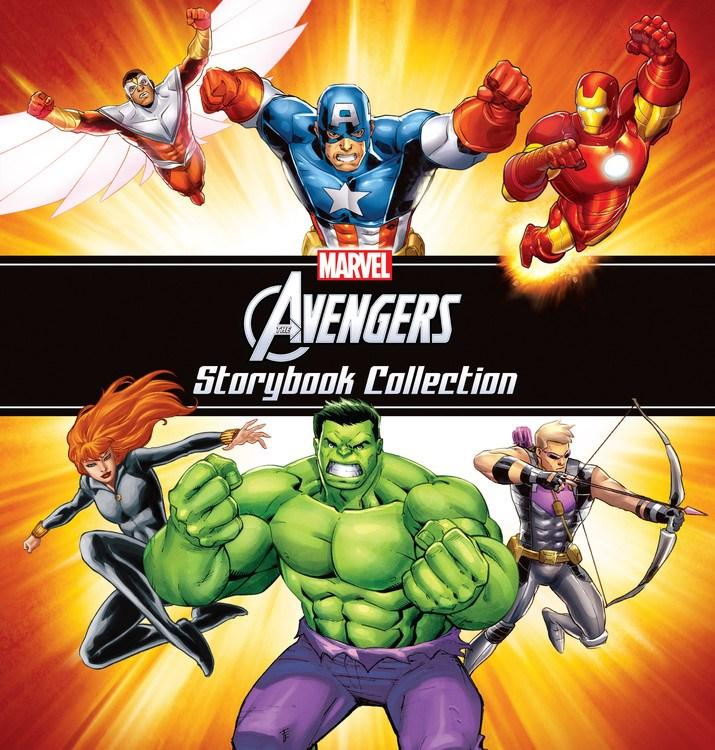 The Avengers Storybook Collection Special Edition (Hardcover)