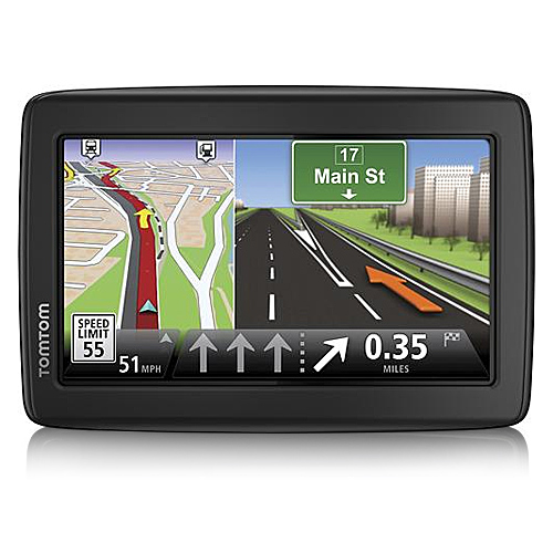 Refurbished TomTom VIA 1515M 5-inch Automotive GPS w/ Lifetime Map Updates & Spoken Street Names