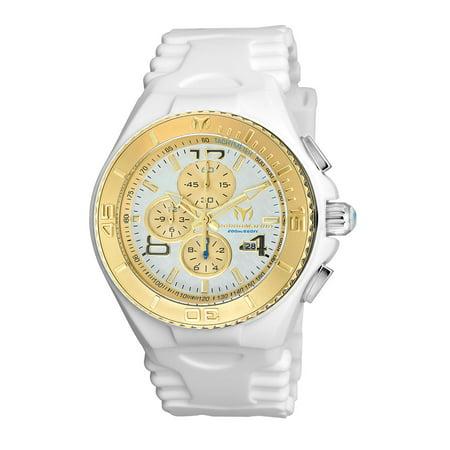 Technomarine Men's TM-115095 Cruise Dream Quartz Multifunction White Dial Watch