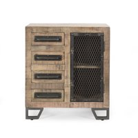 Noble House Accent Cabinets Chests Walmart Com