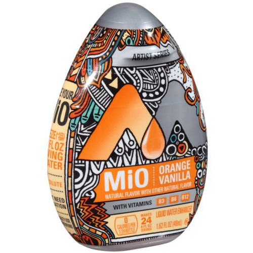 MiO Orange Vanilla Liquid Water Enhancer, 1.62 fl oz