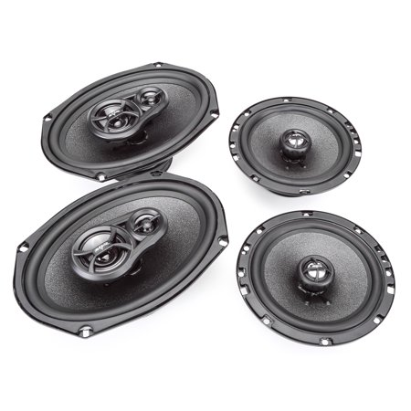 2005-2008 Pontiac G6 Complete Factory Replacement Speaker Package by Skar Audio