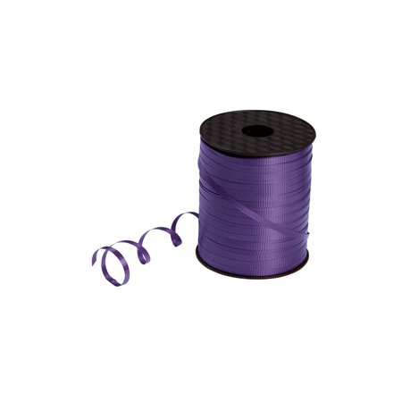 Purple Curling Ribbon - 3/16
