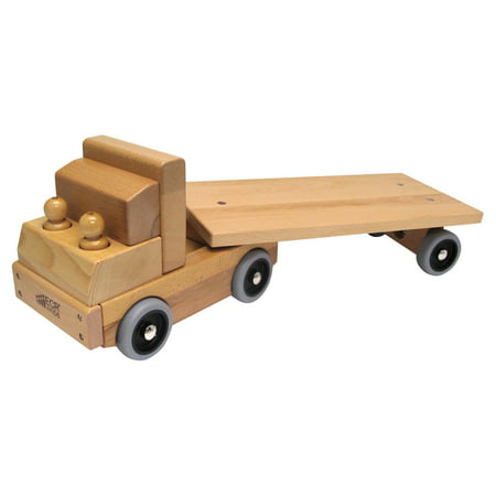 ECR4KIDS Transportation Vehicle - Flat Bed Truck (Flat Bed Truck Models)